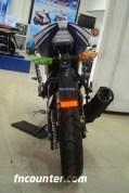 Yamaha YZF-R15, Rear Look