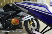 Yamaha YZF-R15, Tail Look