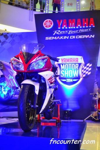 Yamaha Motor Show 2014