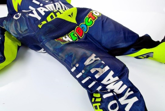 2005 rossi racing suit sell