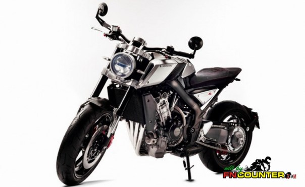 Honda CB4 Concep Front Side