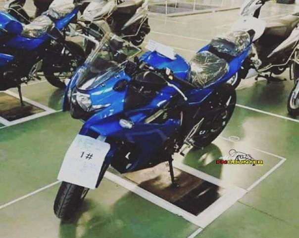 Suzuki GSX-R150 2