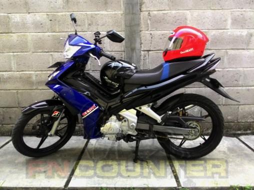 Jupiter MX Blue 2007
