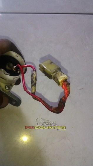 Perbaikan Kunci Kontak Jupiter MX 02