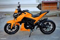 Xabre 150 Orange