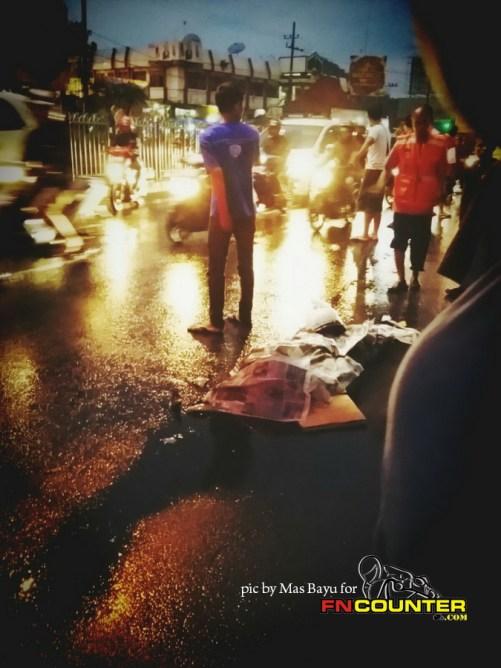 kecelakaan pasar lawang
