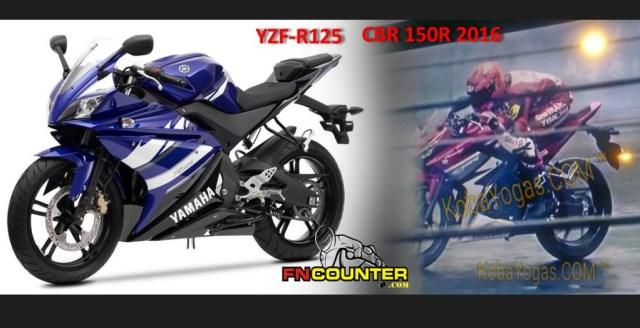 CBR150R 2016 like R125 1