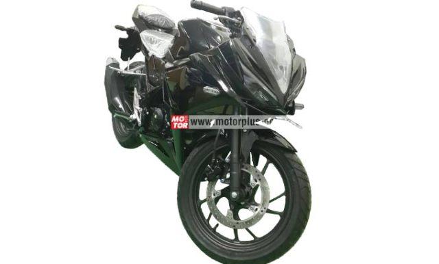 Honda-All-New-CBR150R-Front