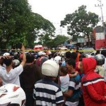 Pesawat Jatuh Blimbing Malang 6
