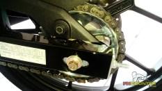 Satria F150 FI - Gir Belakang