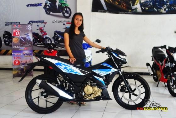 Harga Suzuki Satria FU150 FI OTR Malang 1