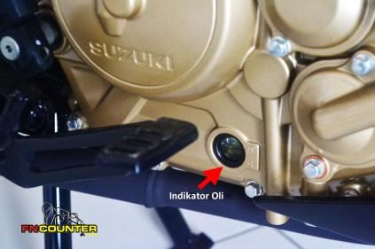 Satria FU150 Injeksi Malang 14