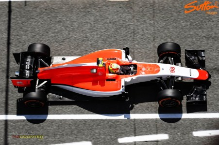 marussia manor racing team F1