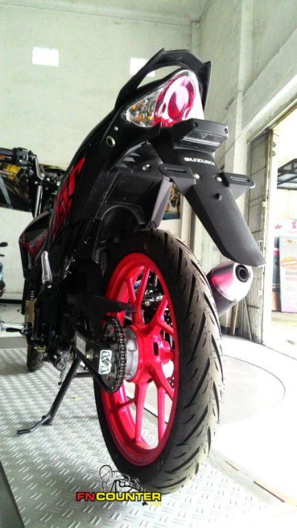 SATRIA F150 FI - TIPE MFA