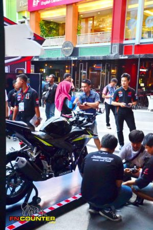 All New CBR150R 2016 Sutos Launching 4