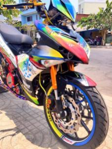 MX King 150 Candy Mod 3