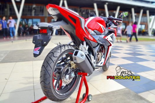 all new CBR150R AHRT Rear Look2