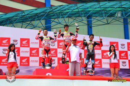 Honda Dream Cup 2016 HDC1 Race1 Kanjuruhan Malang