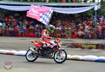 Honda Dream Cup 2016 Malang - Anggi Permana