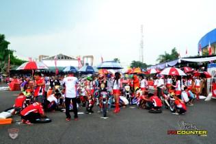 Honda Dream Cup 2016 Malang - Wet RACE 2