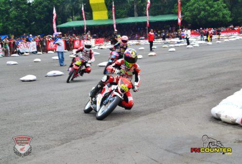 honda dream cup HDC2 Race 1 2016 kanjuruhan Malang
