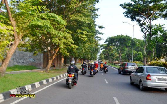 City Tour NMAX Surabaya2