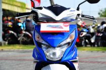 Launching All New BeAT Sporty 2016 2
