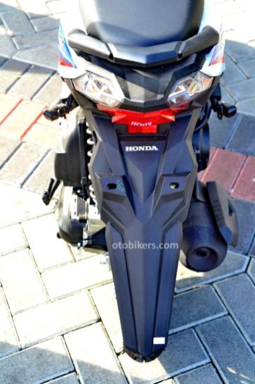 Launching All New BeAT Sporty 2016 25