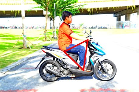 Test Ride All New BeAT Sporty 2016 1