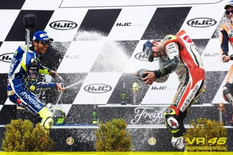 podium Brno 2016