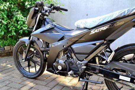 Satria FU150 Black Predator Otobikers3a