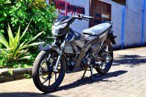 Satria FU150 Black Predator Otobikers7a