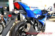 Suzuki GSX-R150 belakang