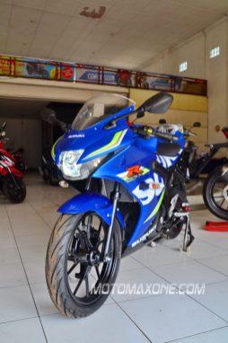 Suzuki GSX-R150 depan