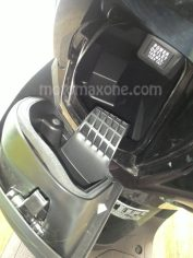 new scoopy - box power outlet
