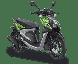 yamaha x-ride 125 2017
