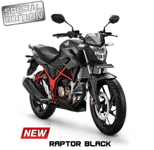 2017 cb150r raptor black