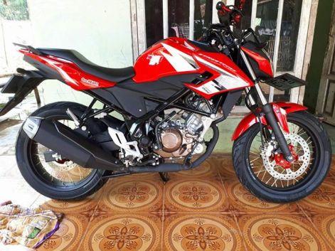 Modifikasi New Honda Cb150r Sf Pasang Jari Jari Agar Berbeda