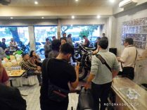 launching w175 ninja 250 2018 malang 6