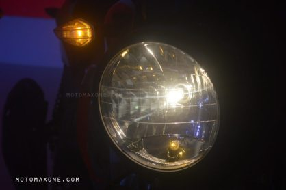 honda cb150 verza motomaxone jiexpo20 headlamp