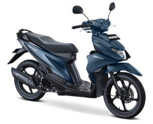 Suzuki NEX II Elegant Standard Mat Stellar Blue 2