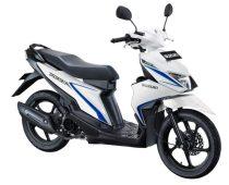Suzuki NEX II Standard Brilliant White 2