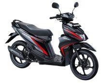 Suzuki NEX II Standard Titan Black 2