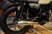 kawaskai SG175 brat style surapita unitrans motomaxone 4