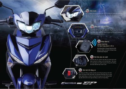 yamaha mx king 150 2019 vietnam (6)