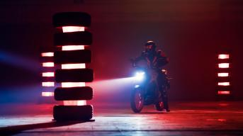 2020 Yamaha MT25 Yamaha Malang Motomaxone Sorot lampu