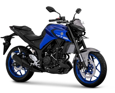 New Yamaha MT25 2019 2020 Yamaha Malang Motomaxone Metallic-Blue-MT25
