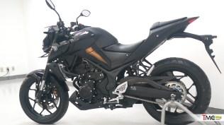 New Yamaha MT25 2019 2020 Yamaha Malang Motomaxone Tampak Samping