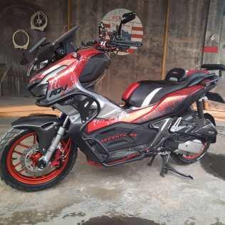 motomaxone modifikasi honda adv 150 1 (1)