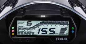 155 vva r15 speedometer